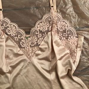soft 80s babydoll camisole
